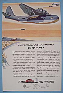 Vintage Ad: 1942 Nash / Kelvinator (Image1)
