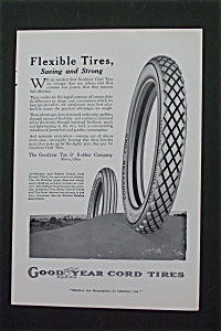 1916 Goodyear Cord Tires with a Tire  (Image1)
