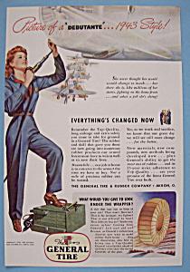 Vintage Ad: 1943 General Tire (Image1)