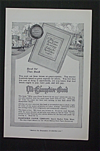 1916 Hampshire Paper Company with a Book  (Image1)