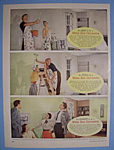 Vintage Ad: 1955 Week - End Decorator (Image1)