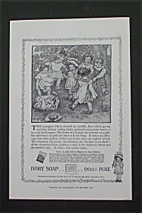 1916 Ivory Soap with Children Playing (Image1)