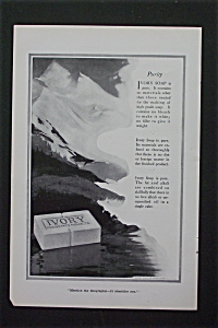 1916 Ivory Soap with a Bar of Ivory Soap (Image1)