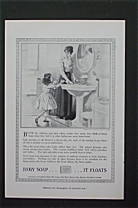 1916 Ivory Soap with Mother at the Sink (Image1)