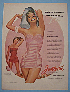 1955 Jantzen Shapemakery with 2 Women in Suits (Image1)