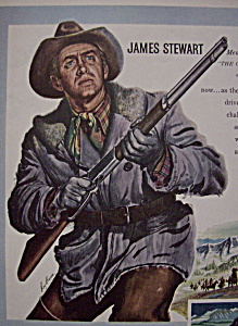 Vintage Ad: 1955 The Far Country W/ James Stewart