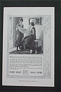 1916 Ivory Soap with Two Women Looking at Curtain (Image1)
