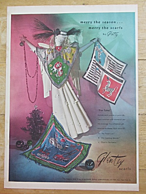 1917 Glentex Scarfs with the Pen Tales Scarves  (Image1)
