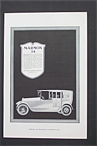 1916 Marmon 34 with the Great Marmon (Image1)