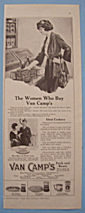Vintage Ad: 1920 Van Camp's Pork And Beans (Image1)