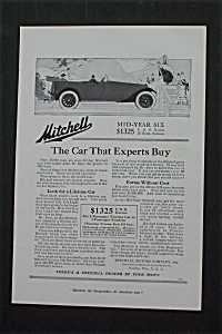 1916 Mitchell Cars with Great Picture of a Car (Image1)