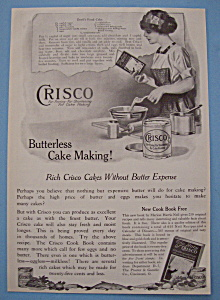 Vintage Ad: 1914 Crisco Shortening (Image1)