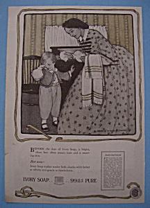 Vintage Ad: 1920 Ivory Soap (Image1)