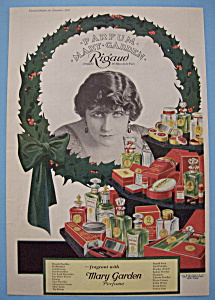 Vintage Ad: 1920 Mary Garden Perfume (Image1)
