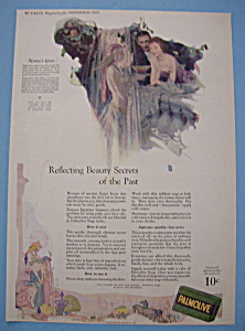 Vintage Ad: 1923 Palmolive Soap (Image1)