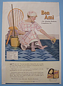 Vintage Ad: 1923 Bon Ami (Image1)