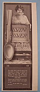 Vintage Ad: 1914 Alvin Silver (Image1)