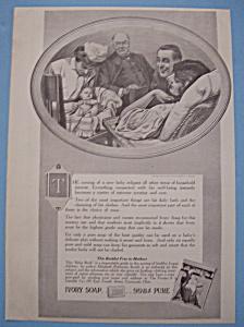 Vintage Ad: 1914 Ivory Soap (Image1)