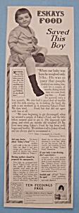 Vintage Ad: 1914 Eskay's Food (Image1)