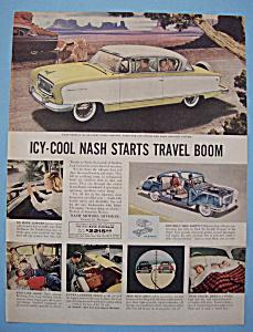 Vintage Ad: 1955 Nash (Image1)