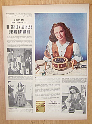 1946 Sunsweet Prunes with Susan Hayward (Image1)