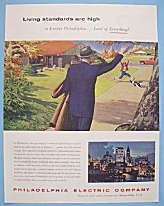 Vintage Ad: 1955 Philadelphia Electric Company (Image1)