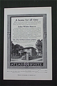 1916 Atlas Portland Cement Company with Stucco House (Image1)