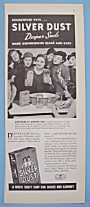 Vintage Ad: 1936 Silver Dust Soap