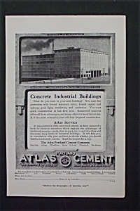 1916 Atlas Portland Cement with Commonwealth Ice  (Image1)