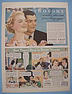 Vintage Ad: 1937 Ivory Soap (Image1)