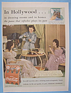 1938 Coca Cola (Coke) With Group Of Women