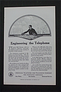 1916 American Telephone & Telegraph Co With Engineering