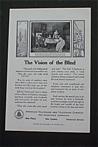1916 American Telephone & Telegraph Co With Vision