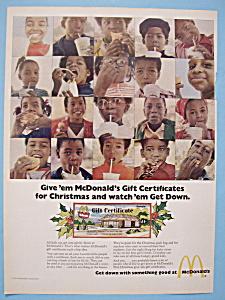 1972 Mc Donald's Restaurant with Different Children (Image1)