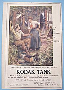 Vintage Ad: 1907 Kodak Tank (Image1)