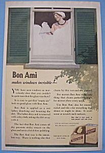 Vintage Ad: 1914 Bon Ami (Image1)