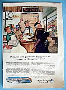 Vintage Ad: 1960 Aluminium Limited (Image1)