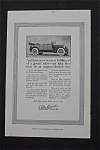1916 Packard Twin-six With A Packard