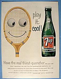 Vintage Ad: 1958 7 Up (Image1)