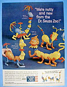 Vintage Ad: 1959 Dr. Seuss Zoo Toys (Image1)