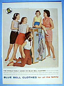 1959 Blue Bell Clothes with Dougherty Family (Image1)