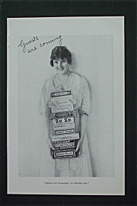 1916 Nabisco National Biscuit with Variety of Products  (Image1)
