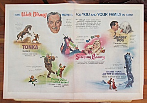 1958 Walt Disney's Five Movies with Tonka, Darby O'Gill (Image1)