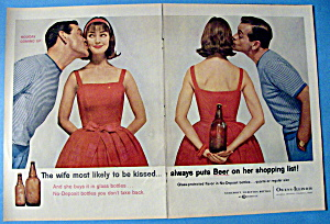 Vintage Ad: 1958  Owens Illinois Glass (Image1)
