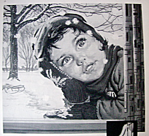 1959 Thermopane Insulating Glass w/Little Child & Glass (Image1)