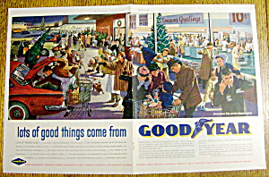 Vintage Ad: 1960 Goodyear Products (Image1)