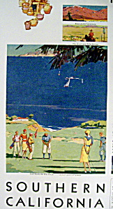 Vintage Ad: 1930 Southern California (Image1)