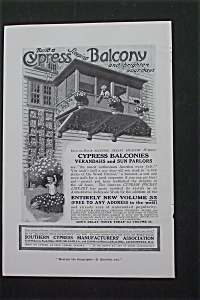 1916 Southern Cypress Manufacturers w/How To Build (Image1)