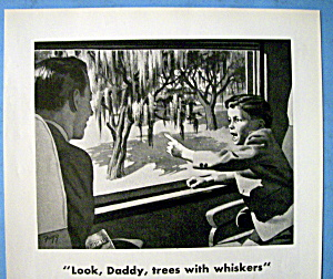 Vintage Ad: 1946 Southern Railway System (Image1)