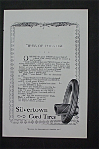 1916 Silvertown Cord Tires with Tires of Prestige (Image1)